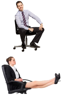 ITBS IT Band syndrome activities sitting